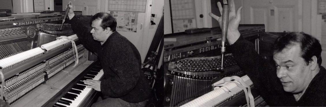 Klaviere Flügel Hamburg Stimmen